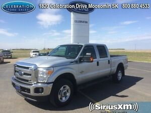 2015 Ford F-250 Super Duty XLT  Low KMS Powerstroke Diesel!