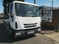 2012 62 IVECO EUROCARGO 3.9 75E16K 160 BHP**FINANCE AVAIALBLE**LOW MILES** DIESE
