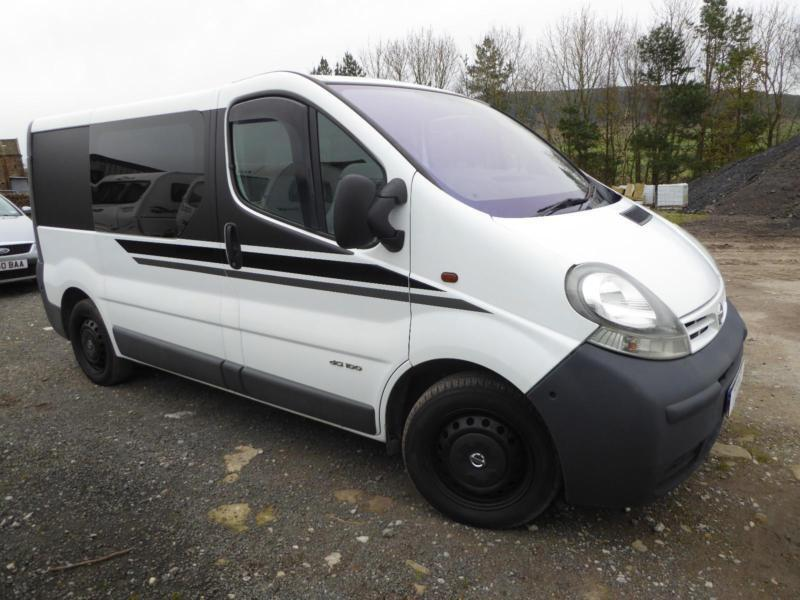 Nissan Primastar 2 Berth Conversion For Sale Ref 13005 SALE AGREED