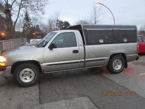 2001 GMC C/K 1500 Sierra Pickup Truck
