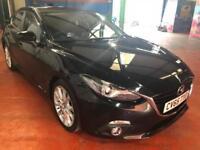 Mazda Mazda3 2.0 ( 120ps ) SKYACTIV-G 2014MY Sport Nav CAT N REPAIR