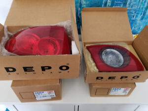 Mazda 3 Tailights from 2003-2008 model