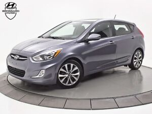 2017 Hyundai Accent SE A/C TOIT OUVRANT MAGS BLUETOOTH
