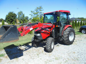 2013 Case 40B Hydro transm.4x4 loader 500hr.