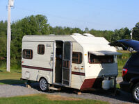 16 ft gypsy trailer