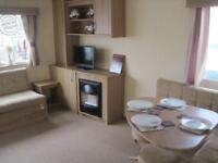For sale cheap used static caravan holiday home 3 bed South Devon