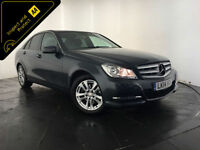 2014 MERCEDES-BENZ C220 EXECUTIVE SE CDI BLUEEFFICIENCY SERVICE HISTORY FINANCE