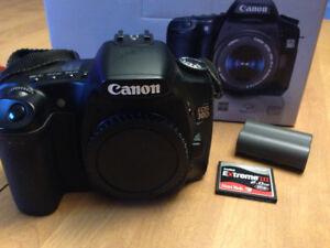 Caméra photo canon 30D
