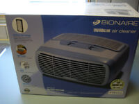 BIONAIRE AIR CLEANER - NEW IN BOX
