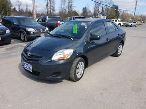 2007 toyota yaris only 135k auto cert etested pattersonauto.ca
