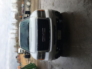 2007 GMC Other SLT Pickup Truck WITH SNOWPLOW