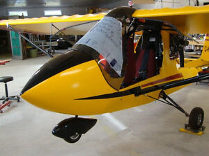 Challenger II Ultralight airplane