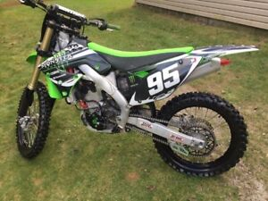 KX250F 2011 Injection comme neuf