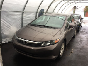 Honda Civic 2012  41000 km