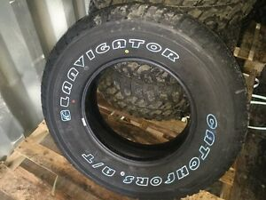LT265/70/17 All Terrain Tires New Set of 4