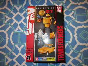 Transformers Hasbro Masterpiece Bumblebee MISB MP8