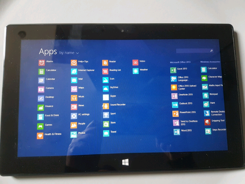 Microsoft Surface RT | in Hindhead, Surrey | Gumtree