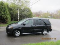 2005 Mazda MPV MAG et Cuir. Fourgonnette, fourgon