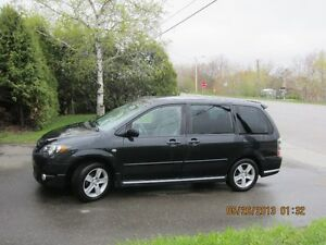 2005 Mazda MPV MAG et Cuir. Fourgonnette, fourgon 7 places