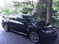 2011 Subaru Impreza WRX STi Sport Tech PKG Sedan