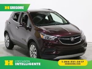 2017 Buick Encore Preferred AC GR ELECT MAGS BLUETOOTH CAMERA
