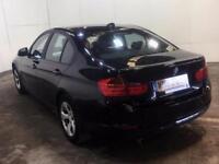 2012 BMW 3 SERIES 320d EfficientDynamics 4dr Step Auto
