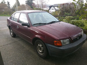 1996 Toyota Tercel Other