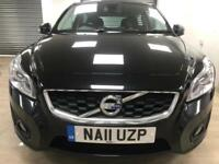 Volvo C30 1.6 SE DIESEL BLACK £0 ROAD TAX WARRANTY 12 MONTHS MOT FULL SERVICE H