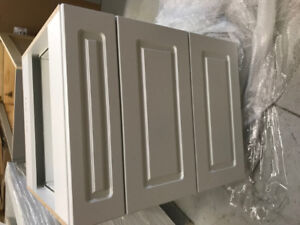 Two Brand New Kitchen Base Cabinets For Sale!!