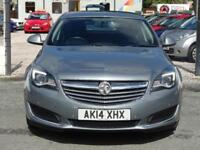 2014 Vauxhall Insignia 2.0 CDTi ecoFLEX Design 5dr (start/stop)