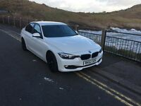 BMW 320d EfficientDynamics 2012 . 2 litter