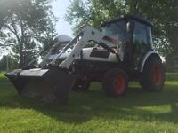 2011 CT450 BOBCAT TRACTOR ONLY 191 HOURS
