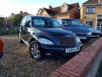 Chrysler PT Cruiser 2.2CRD Limited diesel low miles 67k only