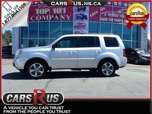 2014 Honda Pilot LX All-Wheel-Drive Eight Passenger!