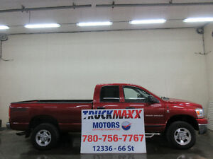2006 Dodge Ram 3500 Quad Long Box 4x4 Diesel