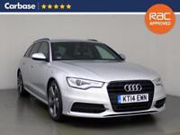 2014 AUDI A6 2.0 TDI Ultra Black Edition 5dr S Tronic Estate 5dr Avant