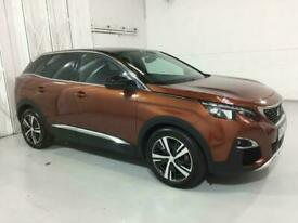 image for 2018 Peugeot 3008 1.6 BlueHDi 120 GT Line 5dr HATCHBACK Diesel Manual