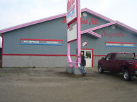 retail  building 6,500 sq.ft. on 1 acre
