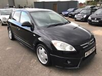 Kia Cee'd LS 1.6 CRDI, *1 Lady Owner From New*, Air conditioning, Leather Seats, 3 Month Warranty