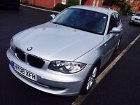 BMW 1 SERIES 2.0 116i SE 5dr, Sport, New Service and MOT, PARKING SENSORS