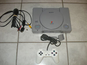 PlayStation 1 Complete w/1 Controller!