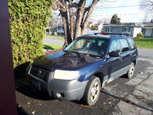 2006 Subaru Forester - As is