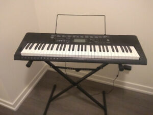 Casio CTK  - 3500 Electronic Keyboard With  Stand