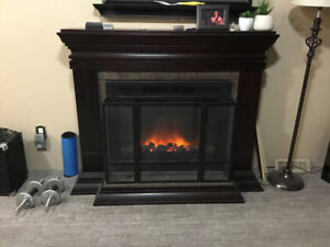 Electro Fire Place
