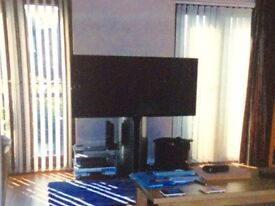 "Samsung SP50L7HX 50"" rear projection HD ready TV"