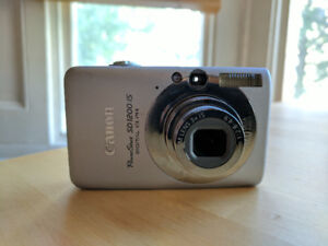 Canon PowerShot SD1200 IS Camera for sale! $60