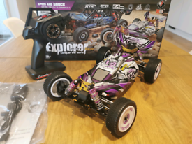 WLTOYS 124019 new, 1:12 4wd RC car R2R, battery etc, 1 day delivery