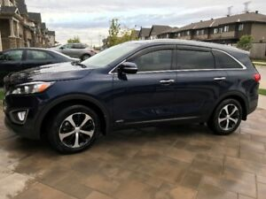 Well Maintained 2016 Kia Sorento EX Turbo SUV