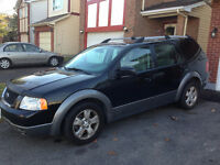 2007 Ford FreeStyle/Taurus X Wagon