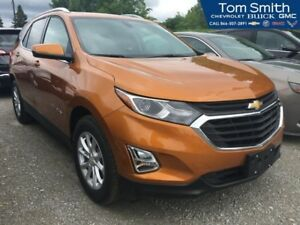 2018 Chevrolet Equinox LT   - TRUE NORTH EDITION, Sunroof, Power